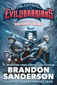"Cover of ""The Dark Talent."""