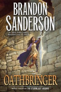 Cover of Oathbringer.